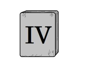 Dekalog, tablica IV
